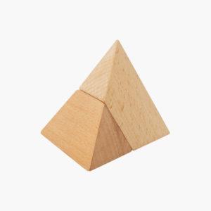 Juego de Ingenio Pirámide