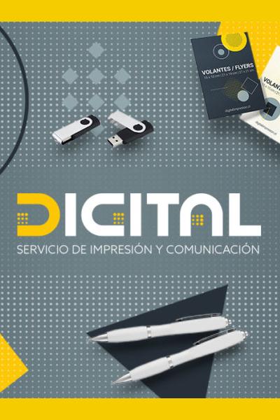 Catálago de productos digital impresión