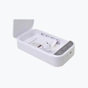 Cajita esterilizadora UV-C