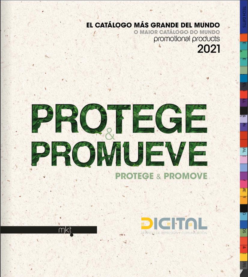 portada catalogo de importacion 2021 mkt Digital Impresion chile